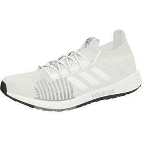 adidas Pulseboost HD Zapatillas Hombre, core white/footwear white/grey two